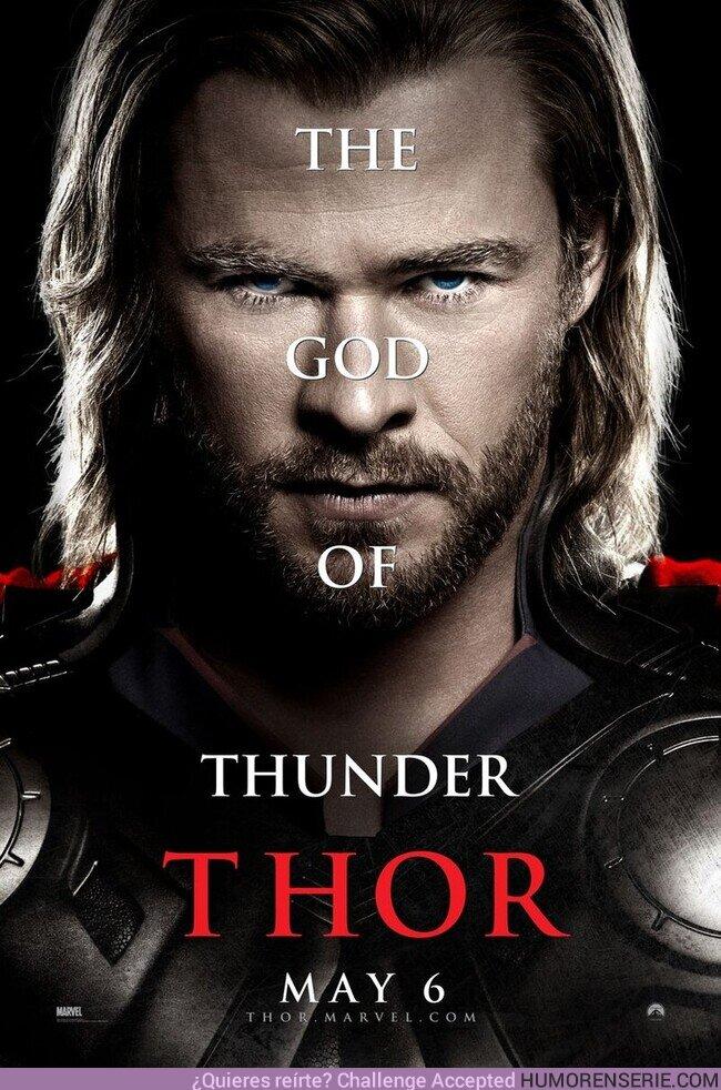 72935 - 10 años ya de Thor...