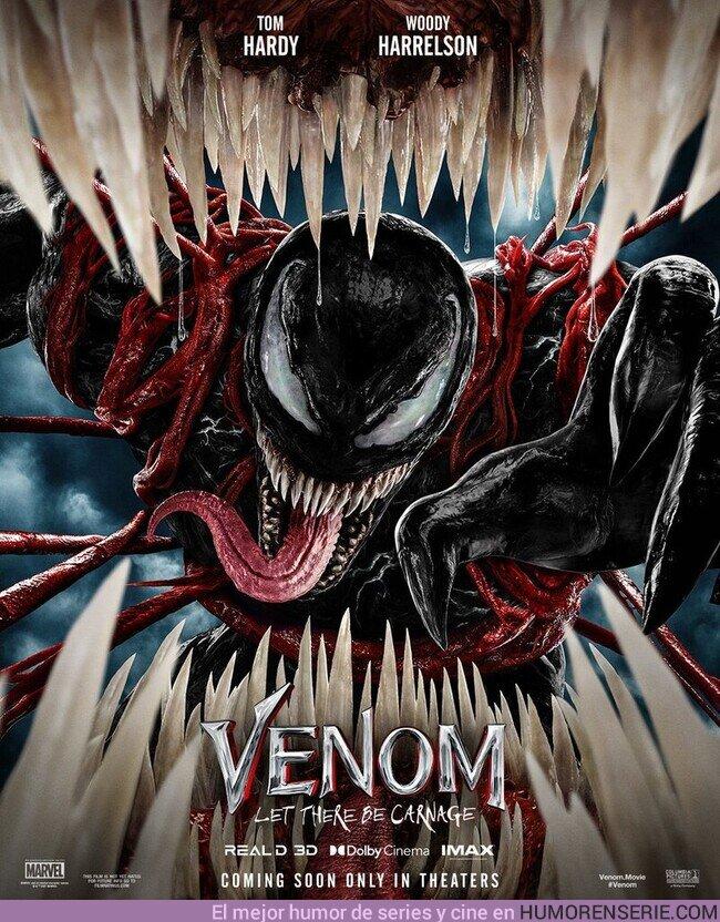 73171 - No te pierdas el primer póster de Venom: Let there be carnage