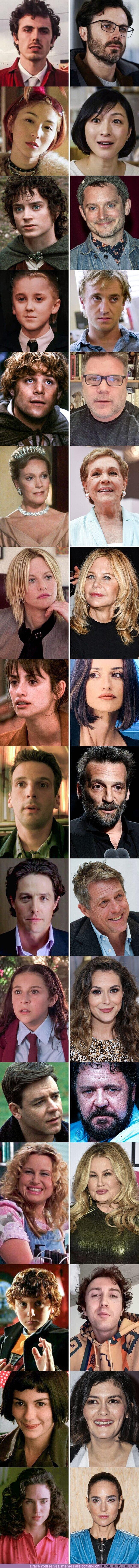 73309 - GALERÍA: Cómo se ven actualmente 15+ famosos de nuestras películas favoritas que se estrenaron hace 20 años