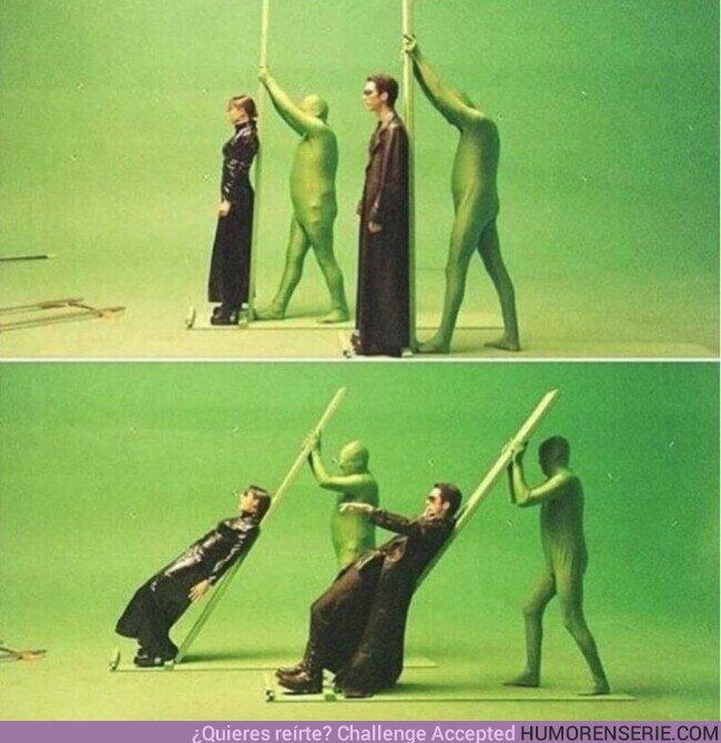 73347 - Así se grabaron las míticas escenas de Matrix