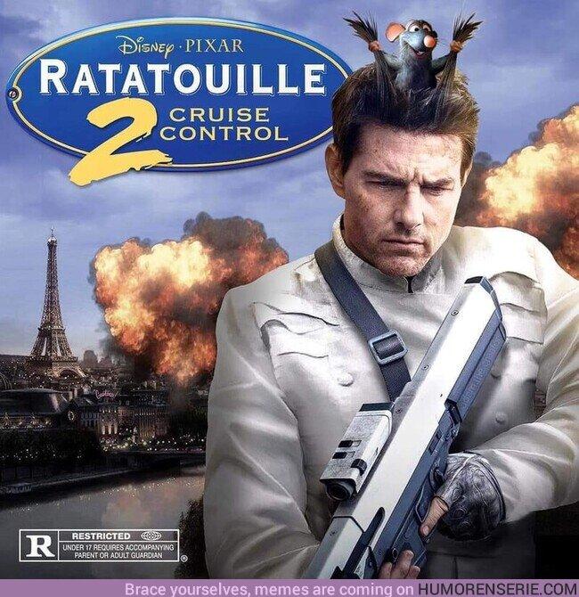 73368 - Ratatouille 2 se nos va de las manos