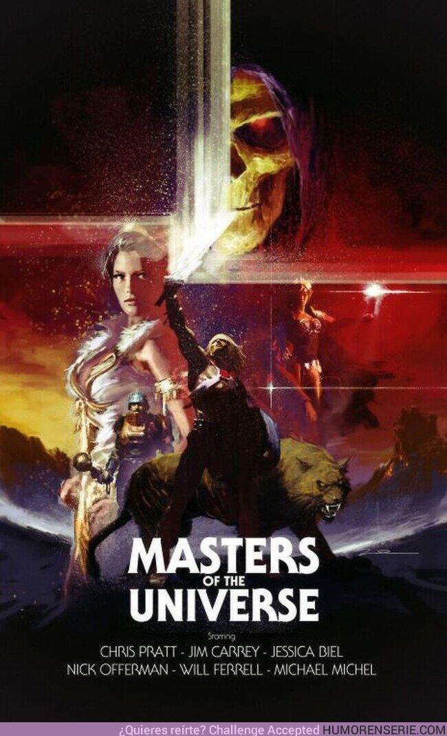73490 - Primer póster de Masters of the Universe, en exclusiva
