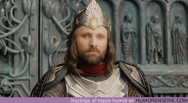 73580 - Hoy por fin podremos ver a Aragorn siendo coronado como rey de Gondor en el cine y en pantalla grande, como se merece
