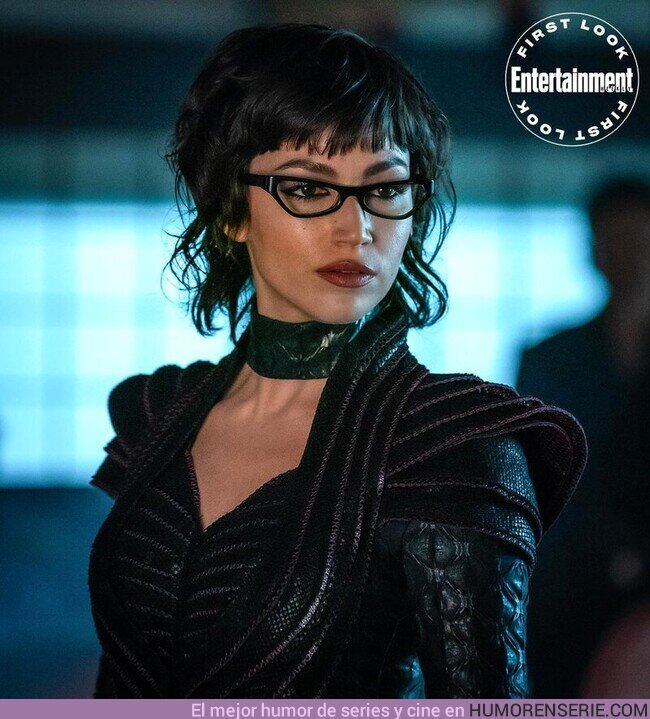 73609 - Úrsula Corberó como La Baronesa en 'Snake Eyes: G.I. Joe Origins'