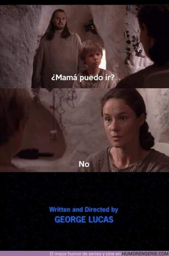 73636 - Si la madre hubiera sido española nos habríamos ahorrado 8 películas