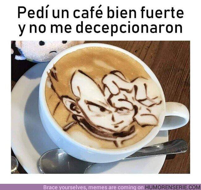 73748 - El café más fuerte