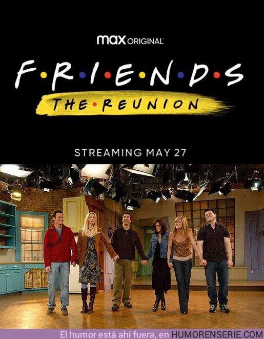 73833 - ¡El reencuentro de Friends está muuy cerca!