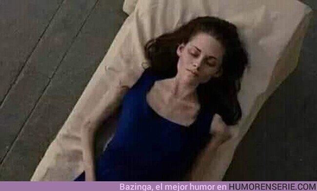 73971 - Yo durmiendo sin cenar