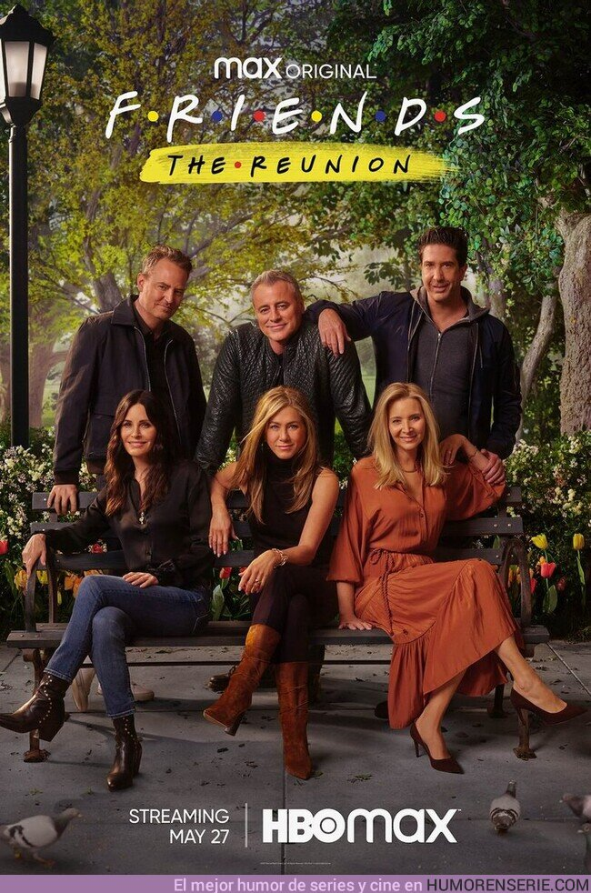 74067 - Póster de Friends: The Reunion