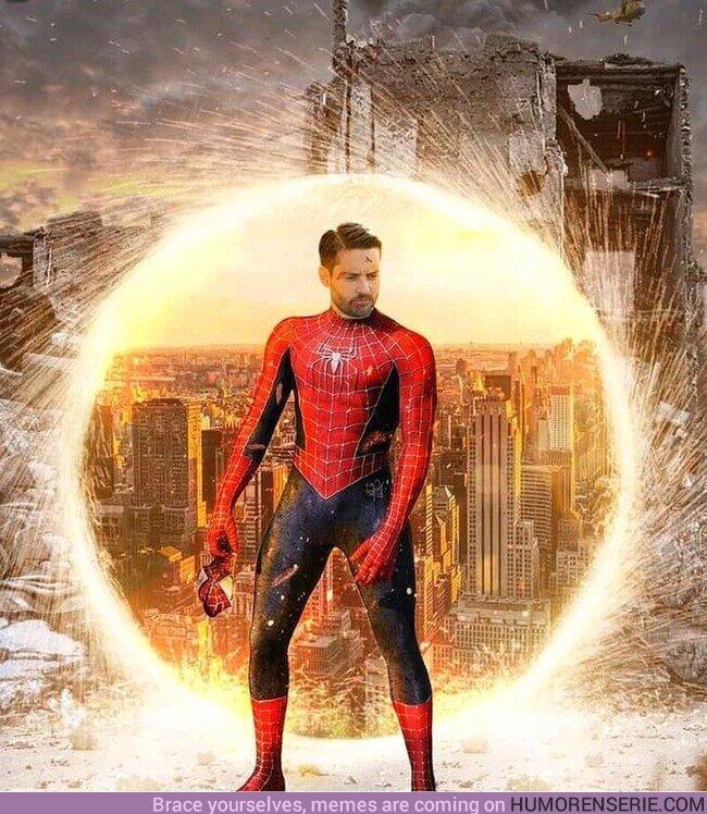 74102 - Spider-Man en esta nueva dimensión, en serio no nos bailes