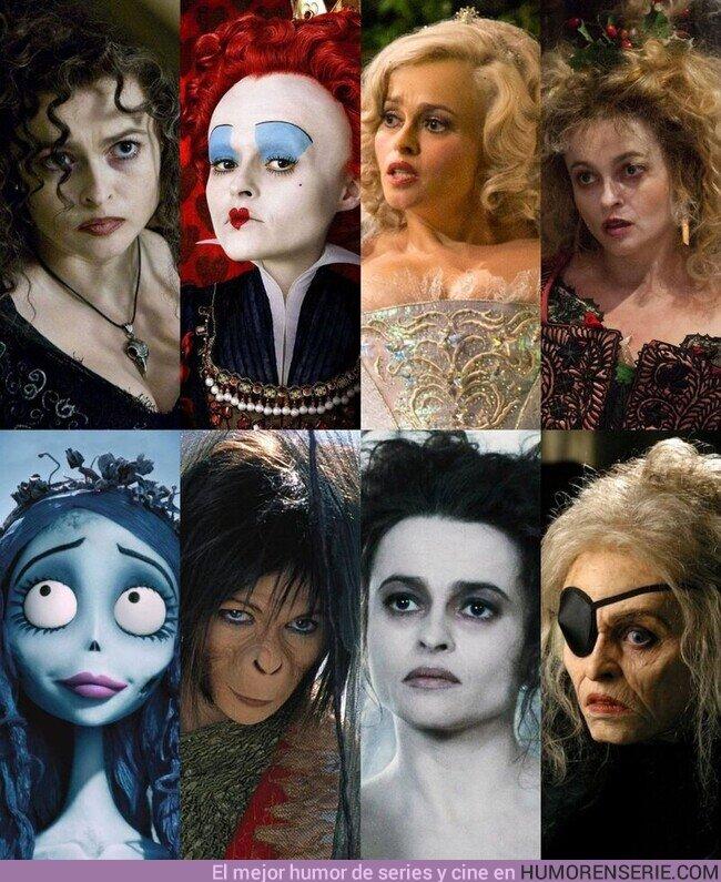 74491 - Hoy cumple 55 años la polifacética e increíble Helena Bonham Carter. Felicidades