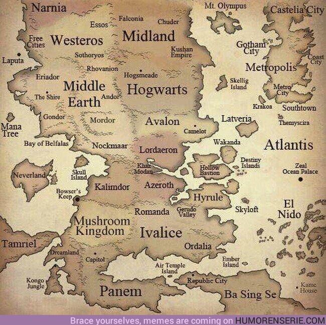 74505 - El mapa con el que todos soñamosr_TM