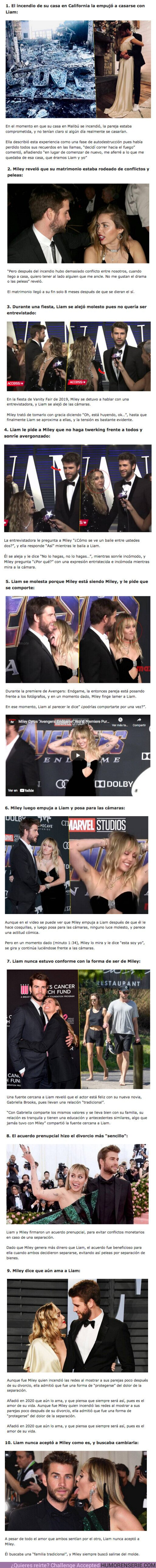 74507 - GALERÍA: 10 Actitudes de Liams Hemsworth que tuvieron la culpa del divorcio con Miley Cyrus
