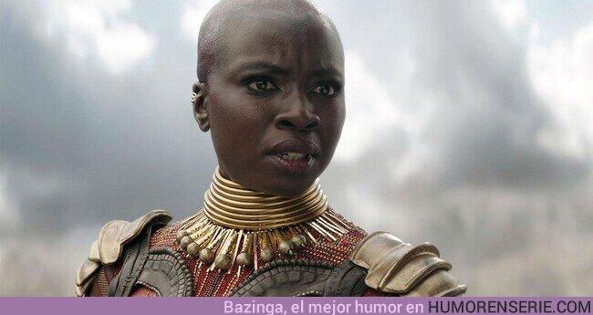 74624 - ¡Danai Guriravolverá a interpretar a Okoye en la serie de Wakanda de Disney+!