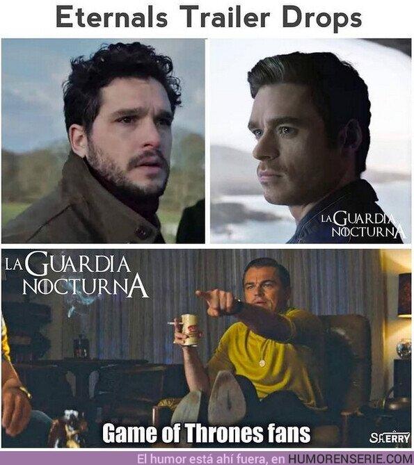 74883 - ¡Es Jon Snow!