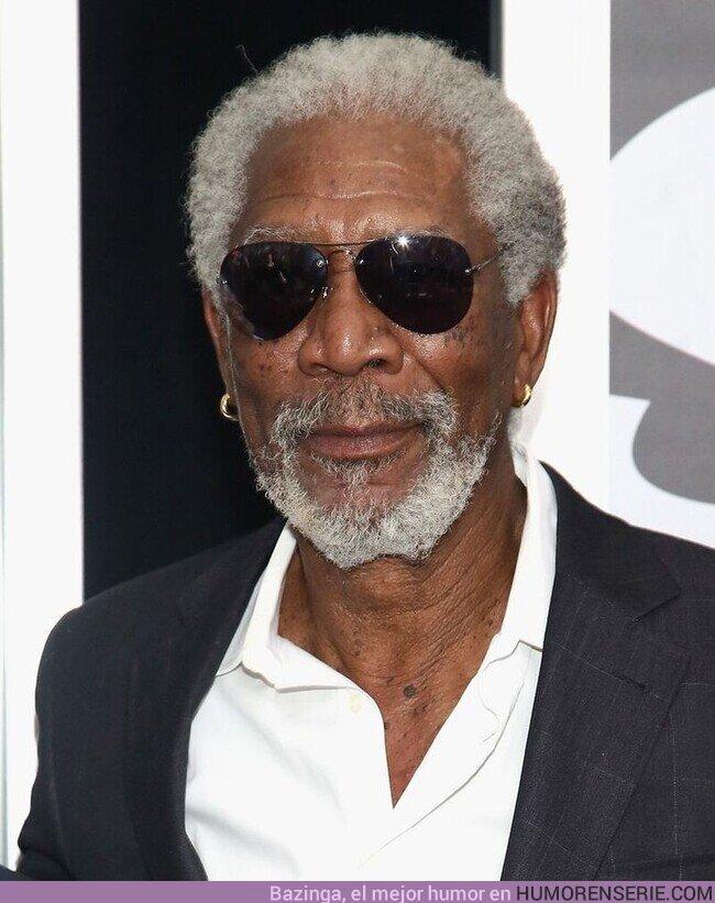 75020 - Morgan Freeman cumple 84 años