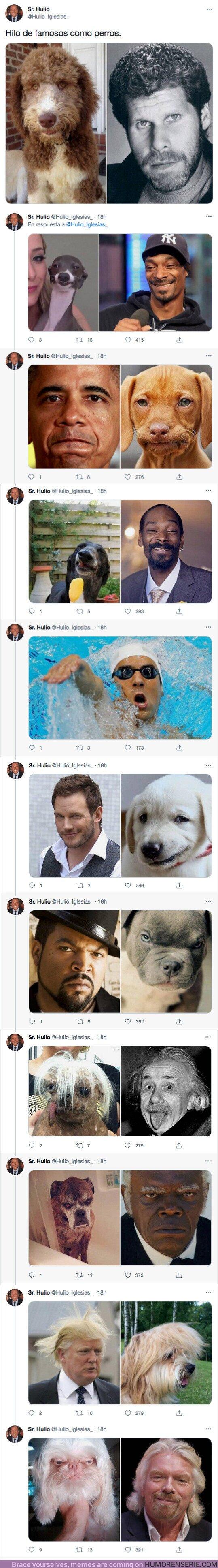 75024 - GALERÍA: Hilo de famosos como perros. Por _Hulio_Iglesias_