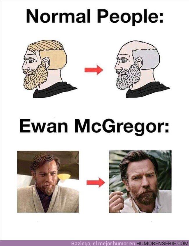 75027 - Secretos de la inmortalidad con Ewan McGregor