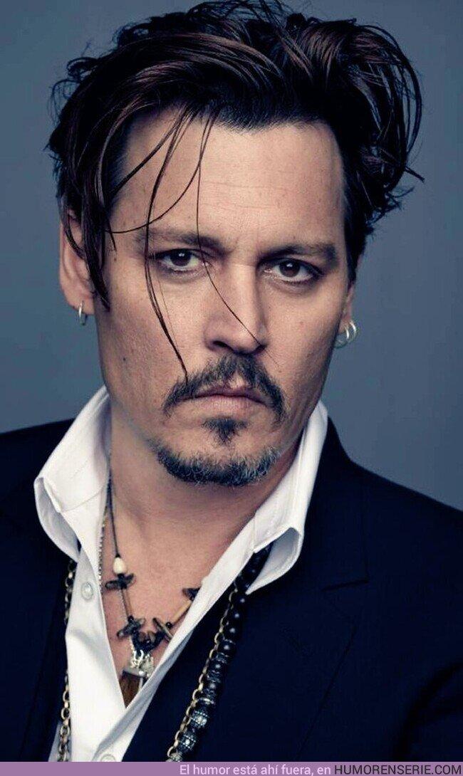 75408 - Johnny Depp cumple 58 años.¿Cuál es la película que primero se os viene a la cabeza cuando se le nombra?