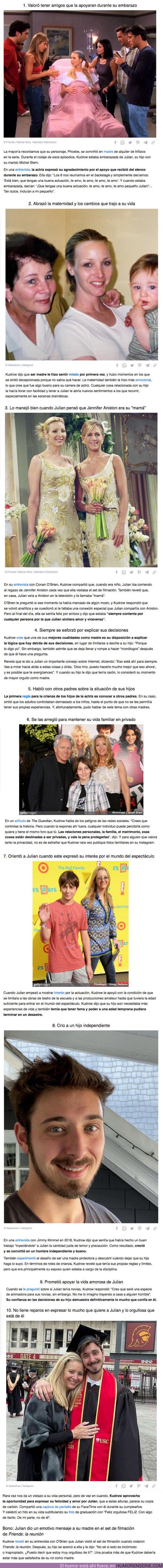 75616 - GALERÍA: El hijo de Lisa Kudrow pensaba que Jennifer Aniston era su madre, y 9 cosas más con las que vas a flipar