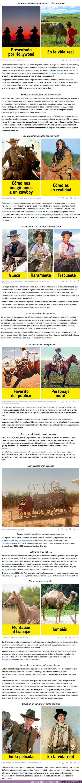 75724 - GALERÍA: 12 Mitos sobre vaqueros que nos ha impuesto Hollywood. Nos han engañado como a tontos