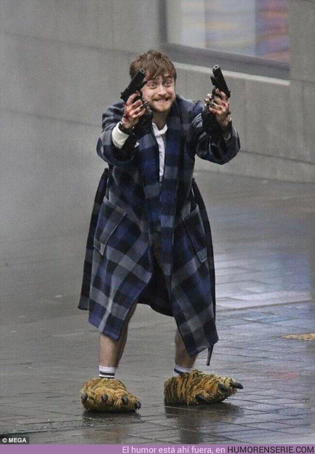 75774 - Haber sido un horrocrux de Voldemort pasa factura.