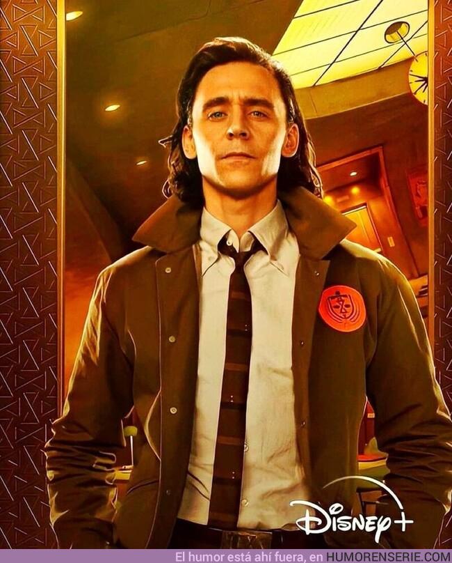 75904 - Nuevo póster promocional de Loki