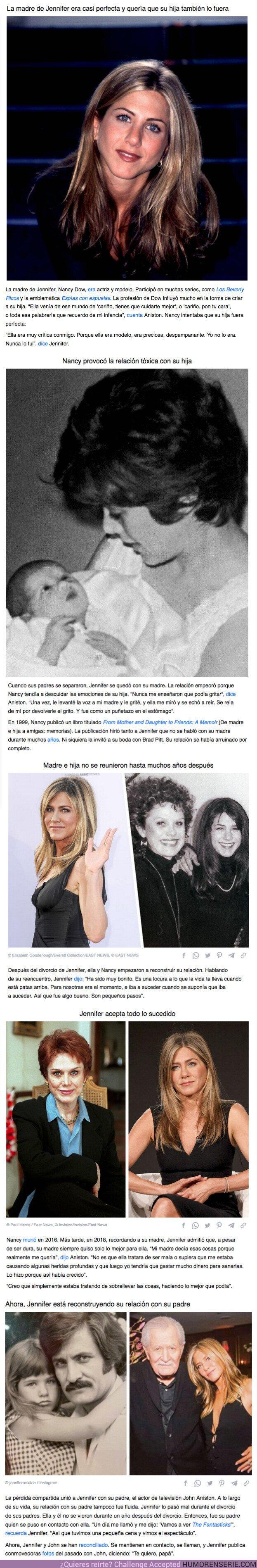 75955 - GALERÍA: Jennifer Aniston habla sobre su relación tóxica con su madre