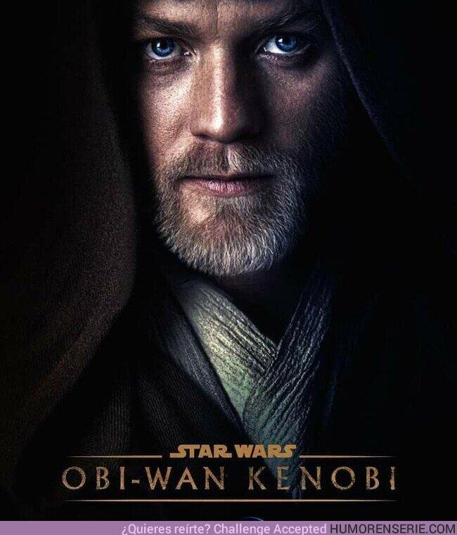 76054 - ¿Listos para la serie de Obi Wan?#StarWars