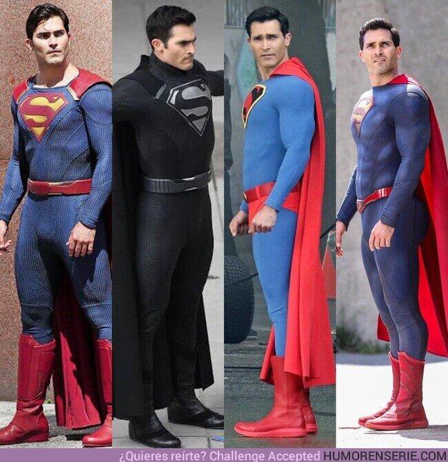 76145 - Tyler Hoechlin como Superman