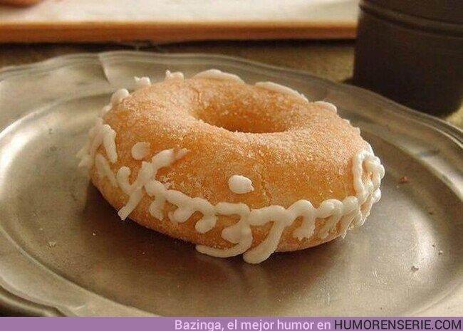 76169 - ¿Y esta genialidad? ?Un donut para gobernarlos a todos.