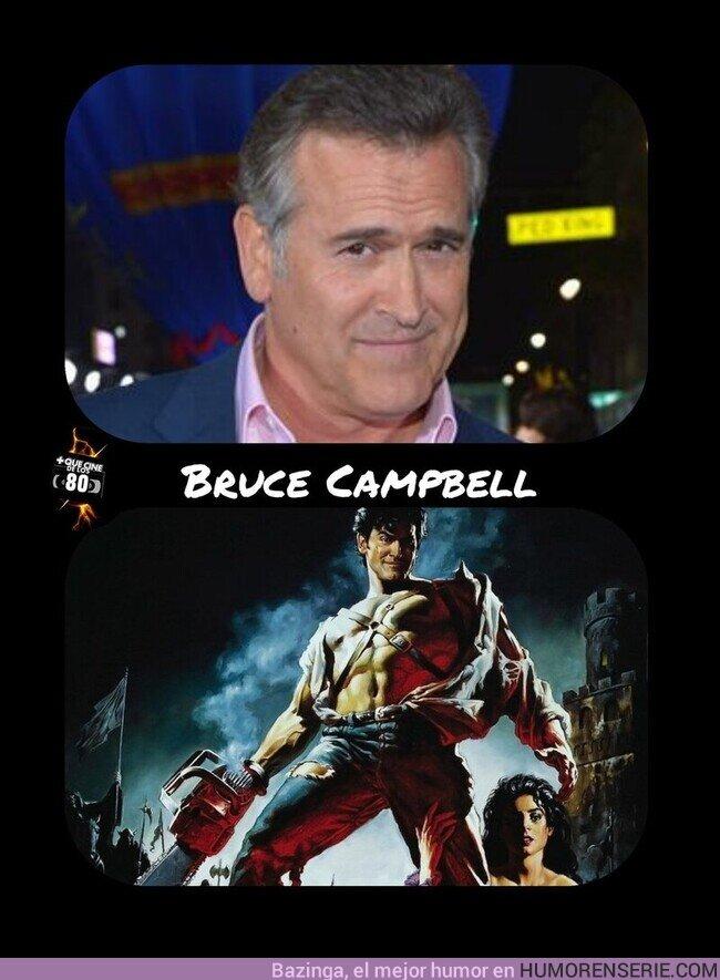 76226 - Hoy felicitamos a nuestro #Ash al gran #BruceCampbell