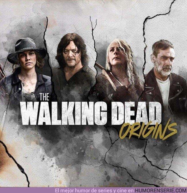 76339 - Póster de The Walking Dead: Origins