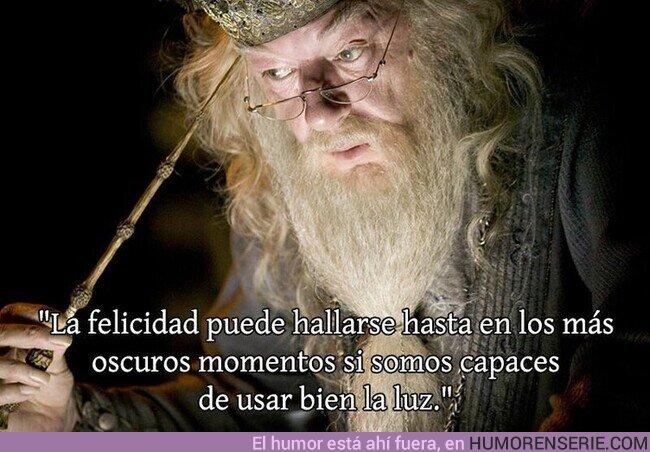 76672 - Hace 24 años, Albus Dumbledore era asesinado a manos de Severus Snape