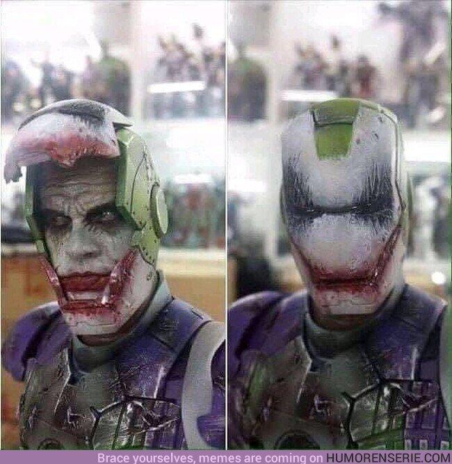 76700 - Iron Joker