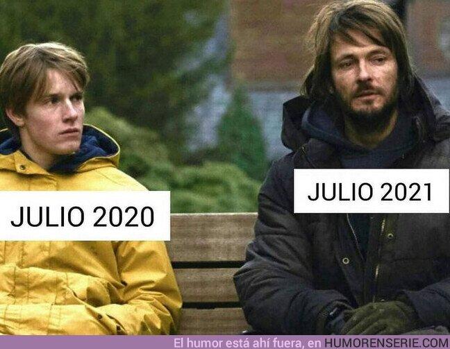 76716 - Y llegó Julio