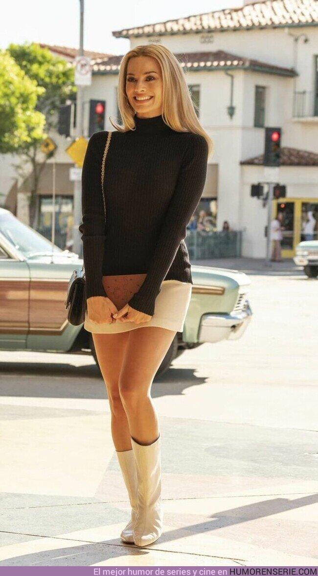 76745 - Hoy es el cumpleaños de la maravillosa y gran Margot Robbie. Muchísimas felicidades