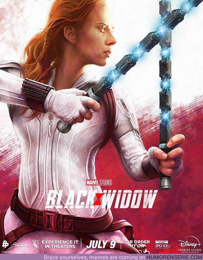 76793 - ¡Nuevo póster de Black Widow!