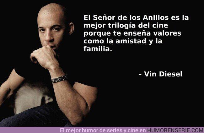 76893 - Últimas declaraciones de Vin Diesel