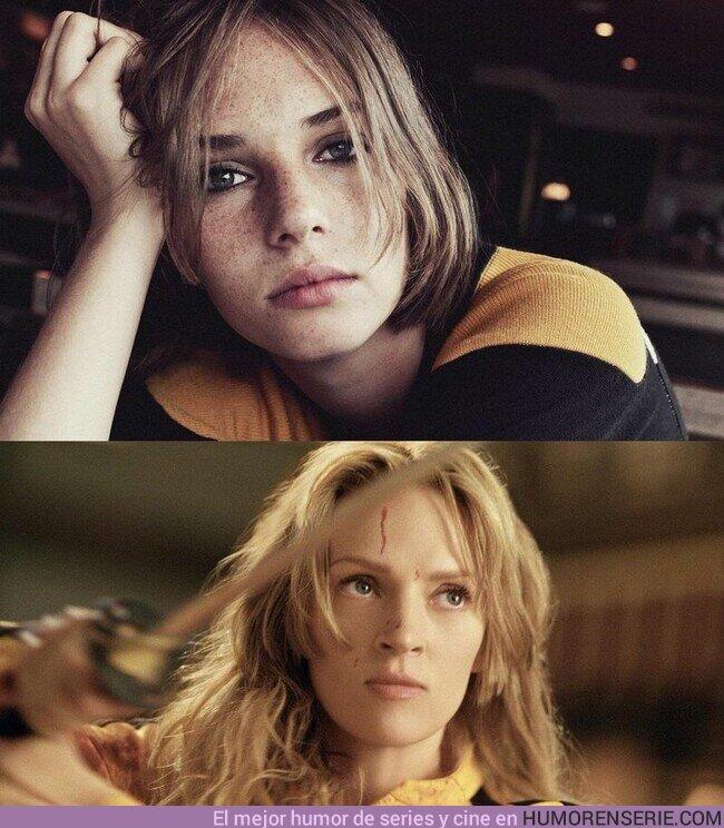76894 - Quentin Tarantino quiere hacer #KillBill3 con la hija de Uma Thurman la actriz Maya Hawke como protagonista