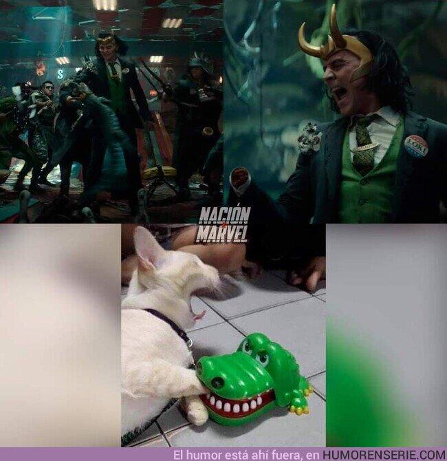 77307 - Same energy #Loki
