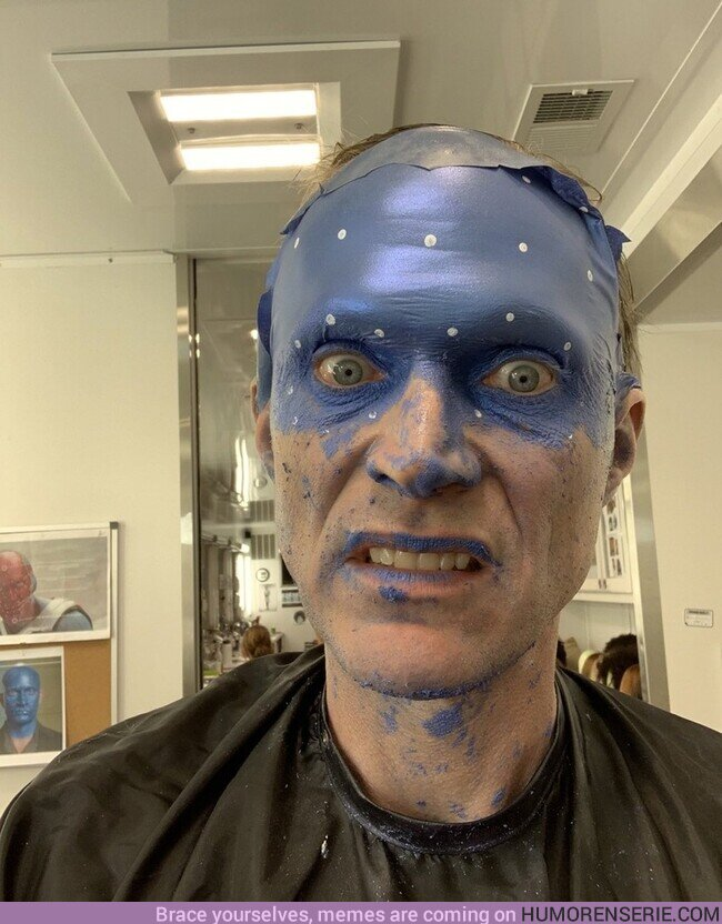 77365 - Paul Bettany detrás de las cámaras de WandaVision