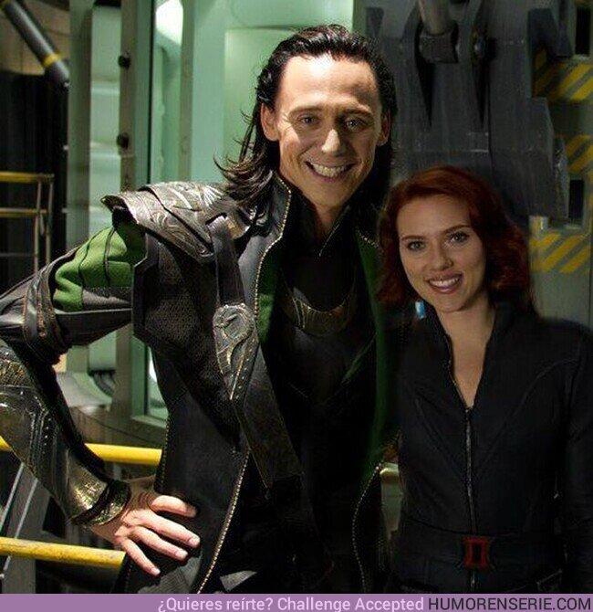 77533 - GRACIAS por salvarnos esta semana.#Loki #BlackWidow