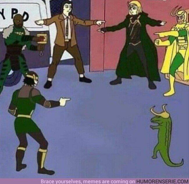 77538 - No puedo con este meme...#Loki