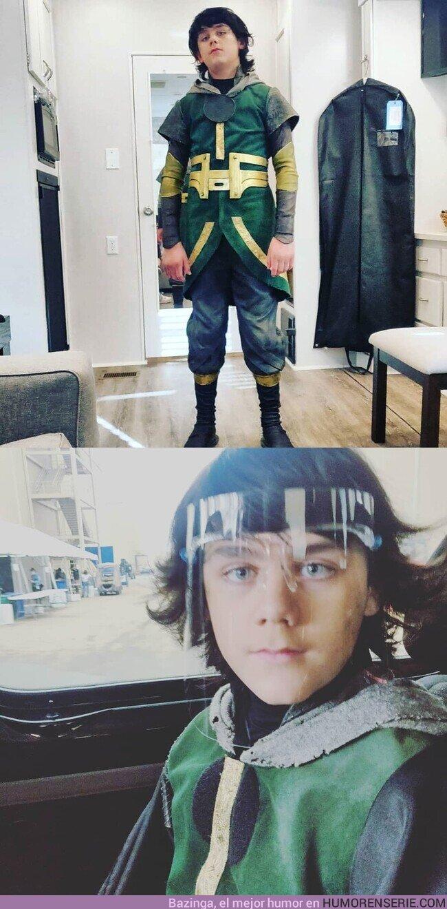 77757 - Jack Veal detrás de las cámaras de Loki