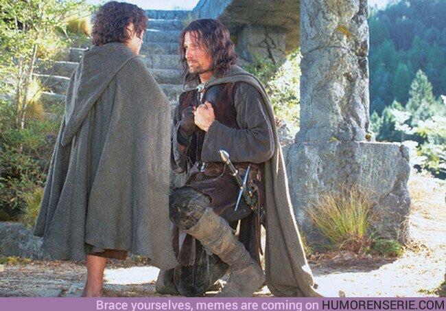 79351 - -Cómo te encontraré, Aragorn?-Cuando pases Navarra, por @iSaBeLIiFaKe1