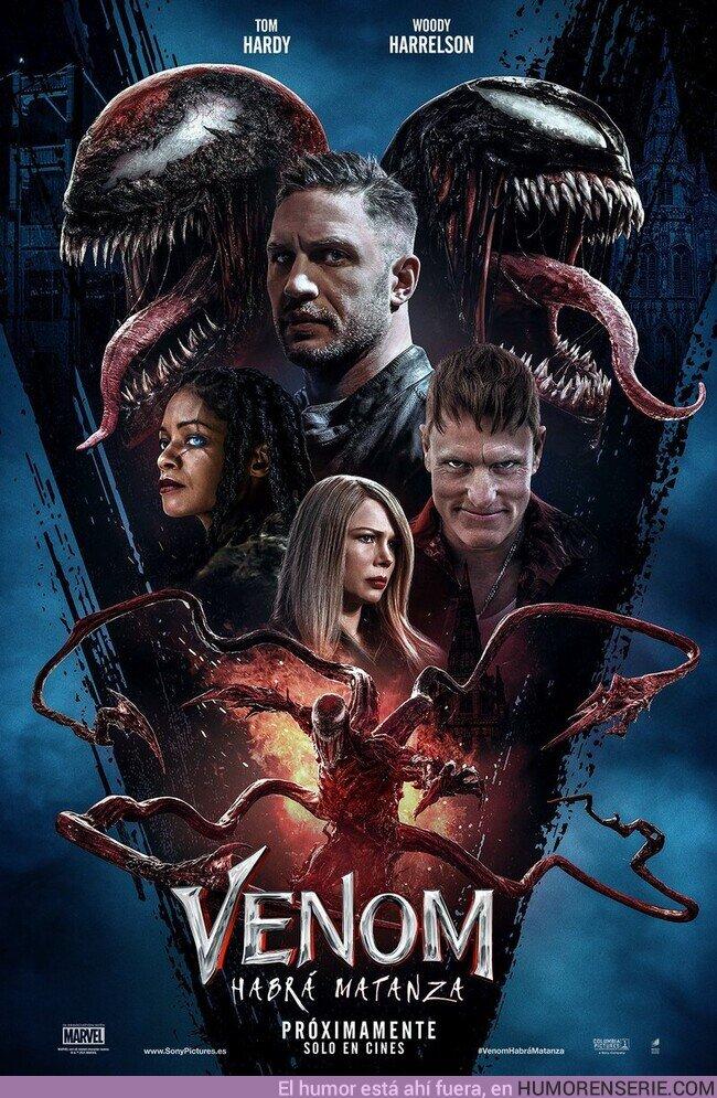 80078 - Nuevo poster de #Venom2