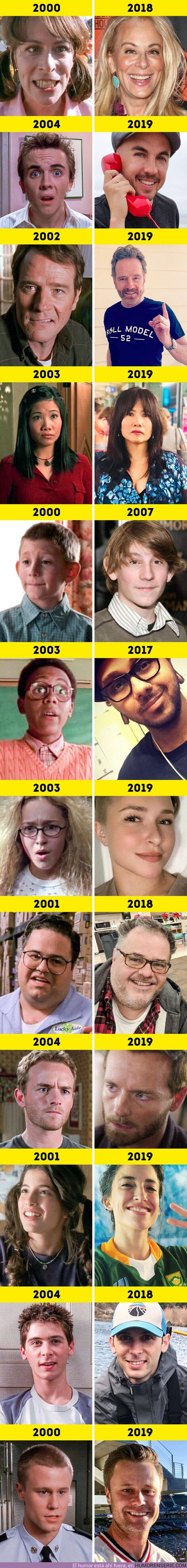 80273 - GALERÍA: Te mostramos cómo se ven los personajes de Malcolm 20 años después