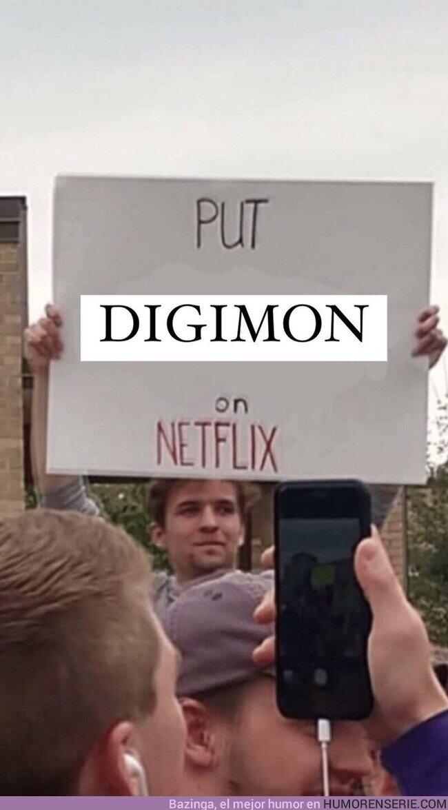 80311 - Por favor. Netflix... hazlo