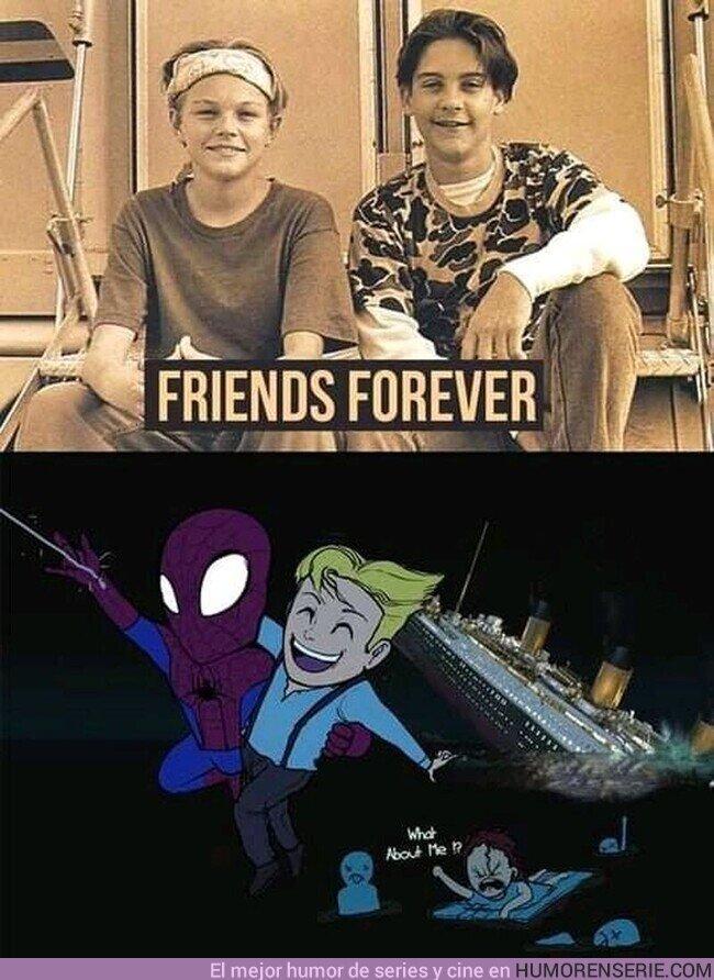 80355 - Amigos para siempre